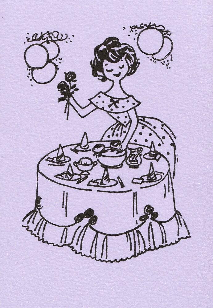 birthday card by stefmck