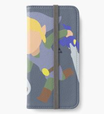 Toon Link (Silver) - Super Smash Bros. iPhone Wallet/Case/Skin