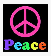 Peace  Photographic Print