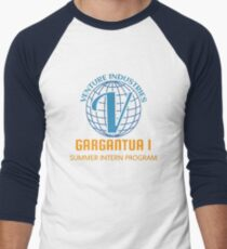Venture Industries Summer Intern Program Men's Baseball ¾ T-Shirt