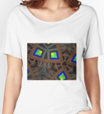 Altered Objects - chair and telly Women's Relaxed Fit T-Shirt