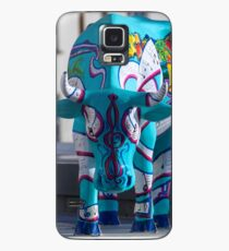 Painted Cow by Cathedral Youth, Ebrington Square Derry Case/Skin for Samsung Galaxy