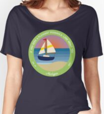 Michigan Women's Relaxed Fit T-Shirt