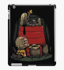 Charlie Brown t shirt iPad Case/Skin