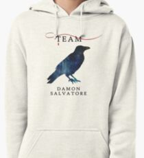 Sudadera con capucha Team Damon Salvatore - The Originals  - The Vampire Diaries