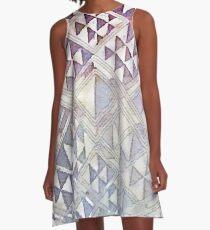 Tracy Porter / Poetic Wanderlust: It's On!  (print) A-Line Dress
