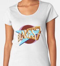 Blakes 7 Logo Women's Premium T-Shirt