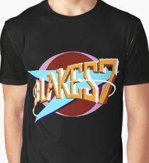 Blakes 7 Logo Graphic T-Shirt