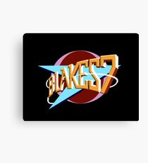 Blakes 7 Logo Canvas Print
