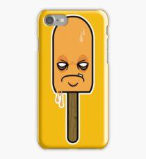 Grumpy Orange Creamsicle  iPhone Case/Skin
