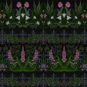 The Poison Garden - Gallimaufrey by EldrumTree