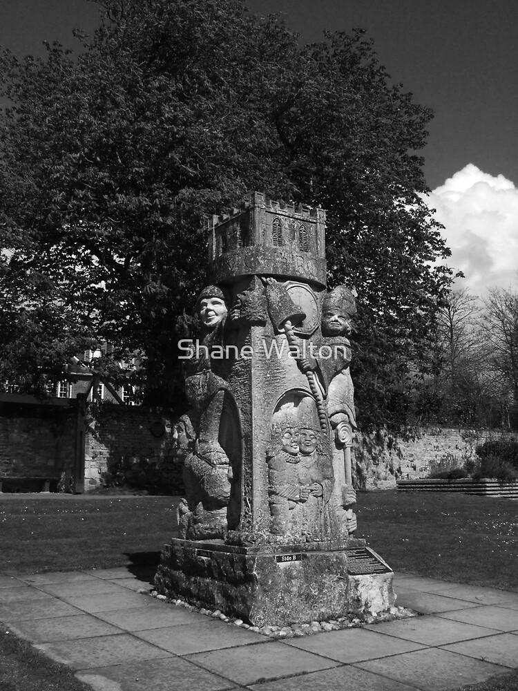 Priory Garden Statue  by Shane Walton