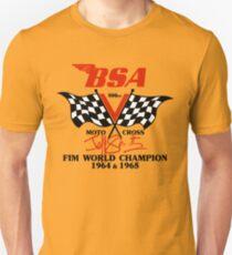 Jeff Smith BSA Victor 500cc  World Champion 1964 1965 T-Shirt