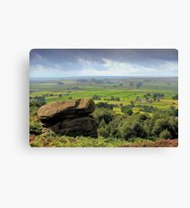 The Dales Canvas Print