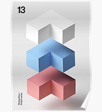 13 Deepshape Poster