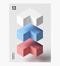 13 Deepshape Photographic Print