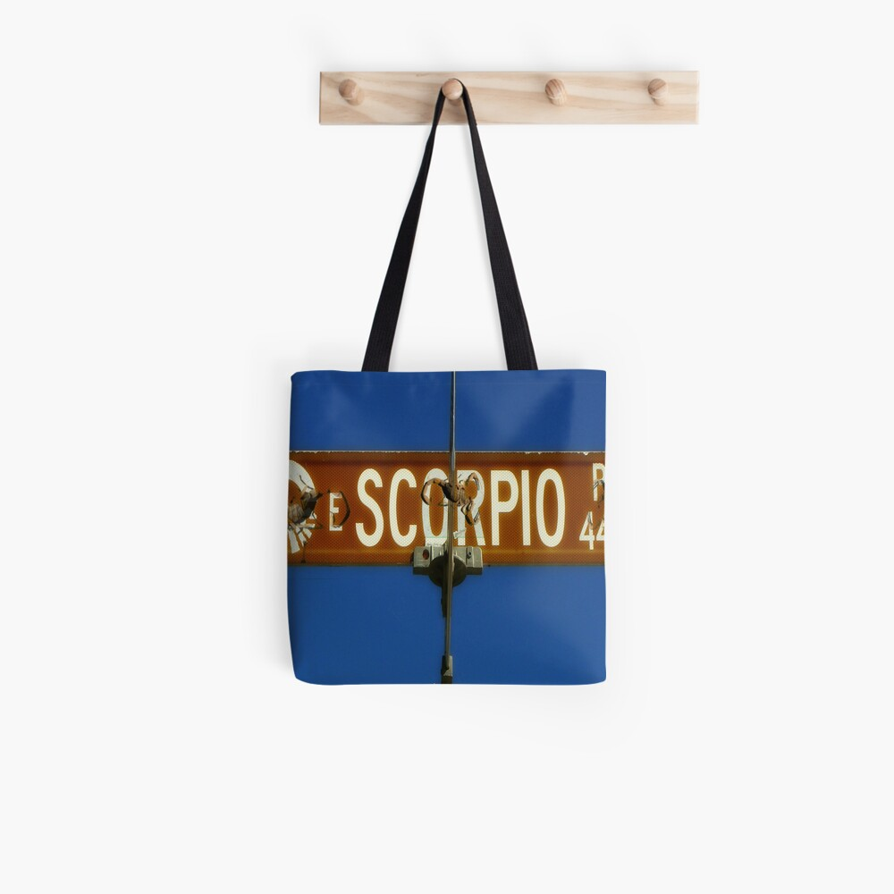 Scorpio Place - Scorpions Tote Bag