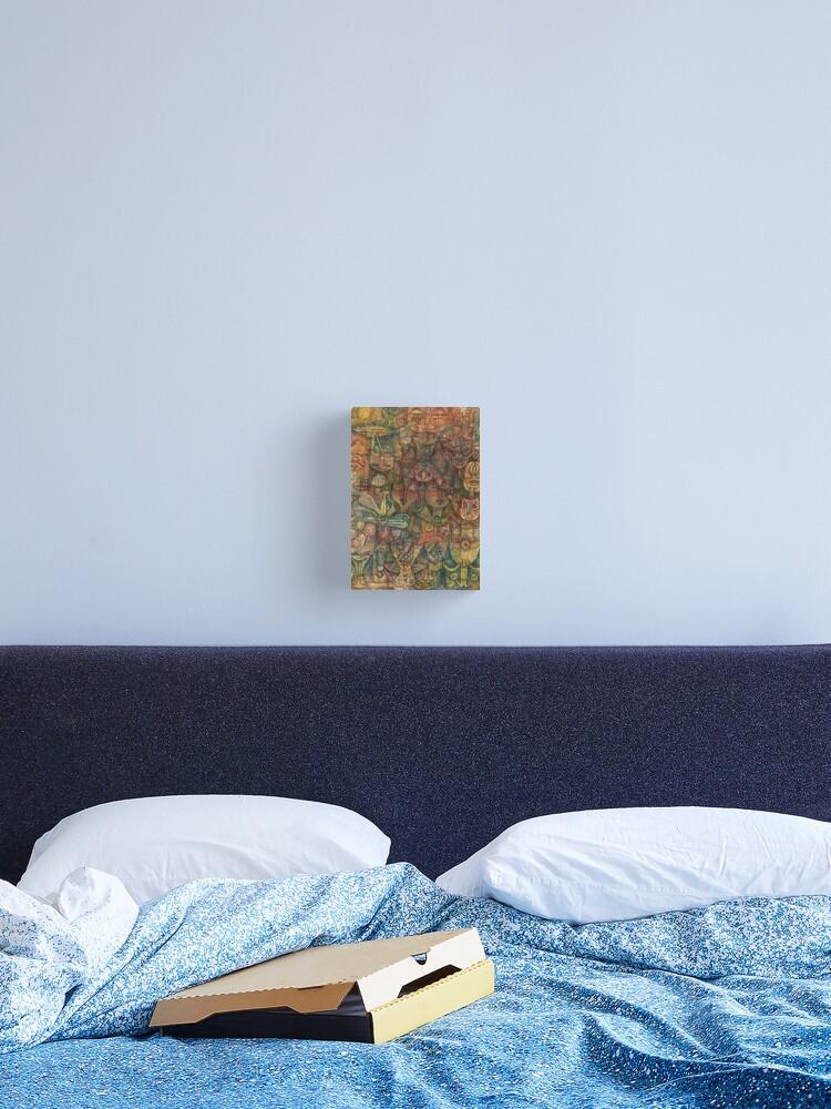 Static Dynamic Gradation Wall Art Poster Print Paul Klee