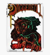 The Elder Scrolls II: Daggerfall  iPad Case/Skin
