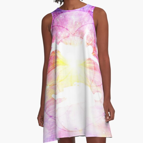 Astral A-Line Dress