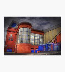 Ibrox Stadium Photographic Print