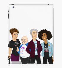 cool queer clique iPad Case/Skin