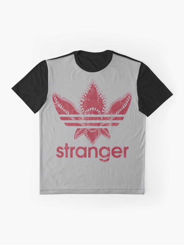 Alternate view of Stranger Athletic Graphic T-Shirt