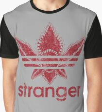Stranger Athletic Graphic T-Shirt