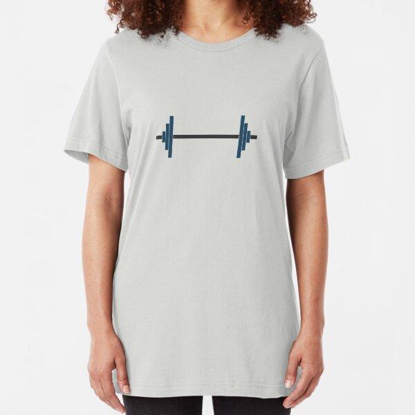 Barbells Slim Fit T-Shirt
