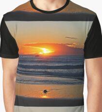 A Narooma Sunrise Graphic T-Shirt