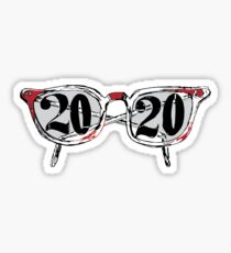 Class of 2020 Vision Sticker