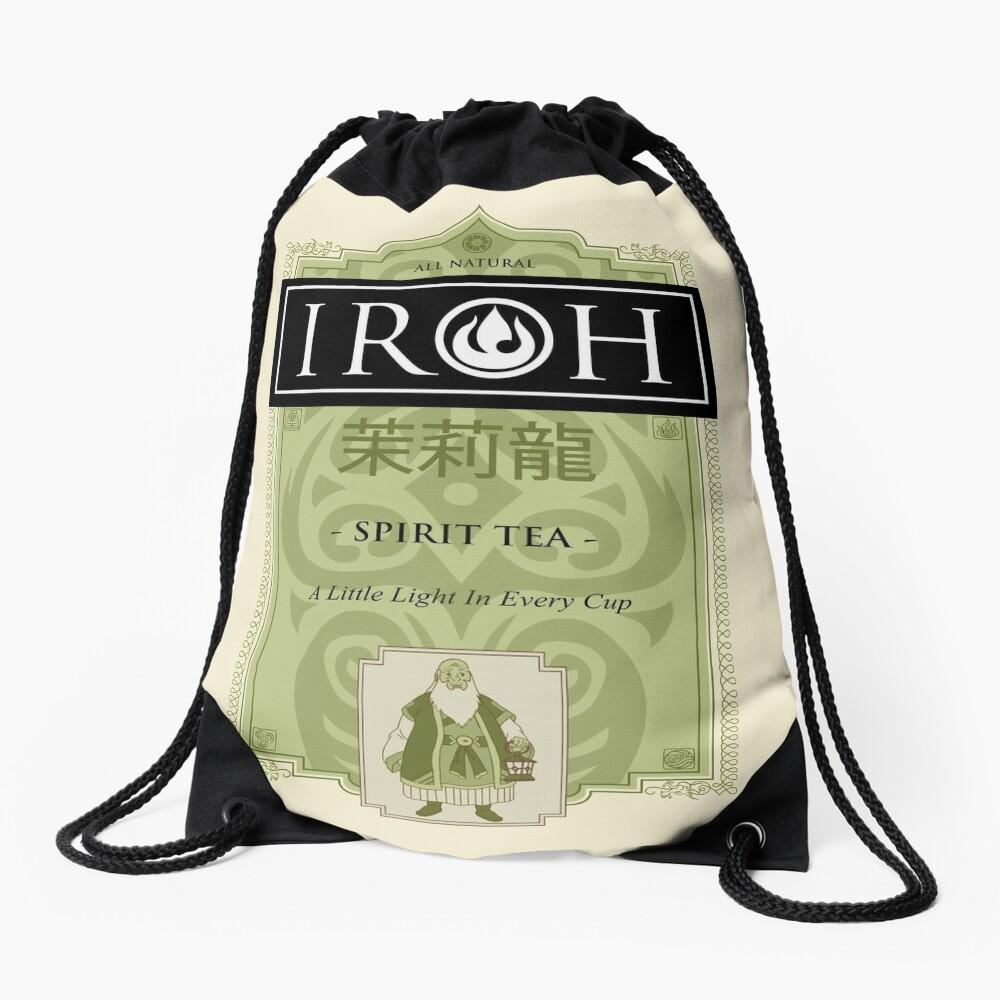 Spirit Tea Drawstring Bag