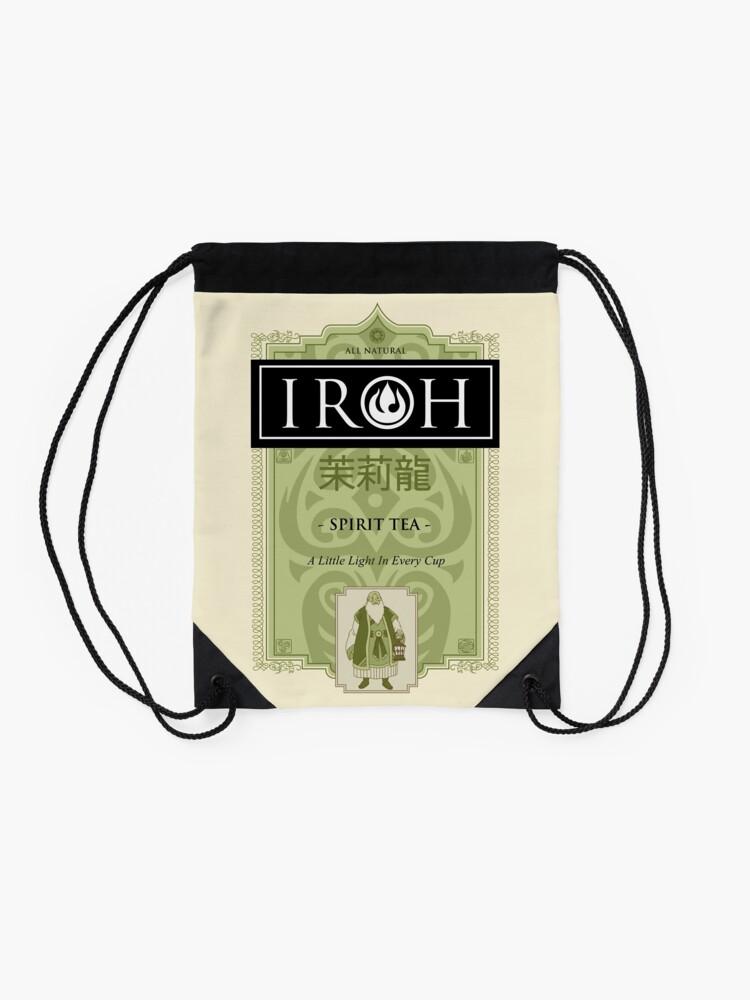 Alternate view of Spirit Tea Drawstring Bag