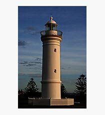 Lighthouse- Kiama Photographic Print