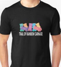 Rainbow Carnage Unisex T-Shirt