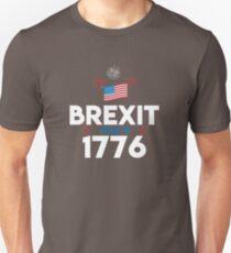 Camiseta ajustada Brexit 1776 camiseta del 4 de julio