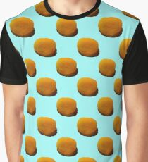 Dried apricots seamless pattern. Graphic T-Shirt