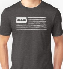 American Flag Cocaine Ver1 T-Shirt