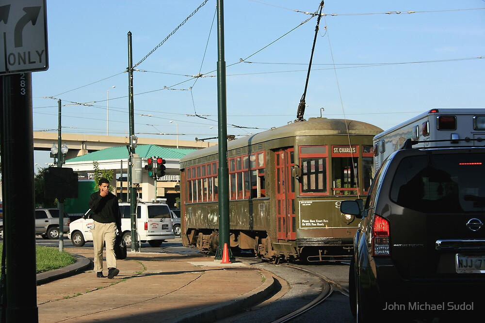 "A Street Car Named ""_____________"" by John Michael Sudol"