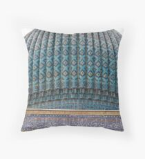Dome of Amur Timur Mausoleum Throw Pillow