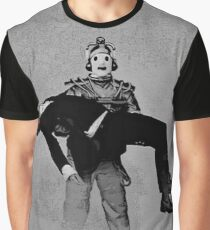 Doctor Who - Bill Cyberman Graphic T-Shirt