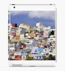 Pastel blocks iPad Case/Skin