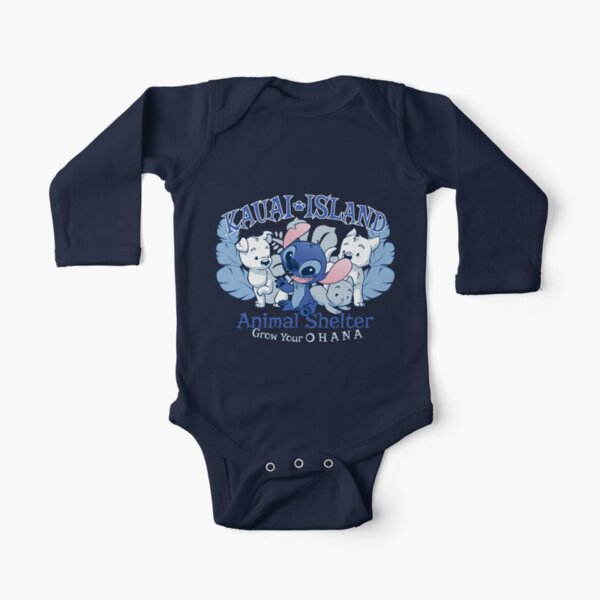 Adopt! Long Sleeve Baby One-Piece