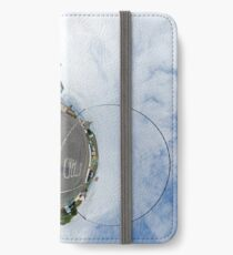 Biddy's House - the Crossroads Pub, Glencolmcille(Sky Out) iPhone Wallet/Case/Skin