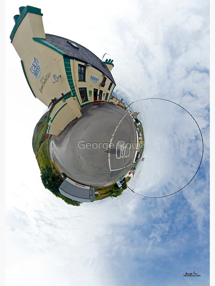 Biddy's House - the Crossroads Pub, Glencolmcille(Sky Out) by VeryIreland