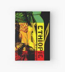 Rasta Haile Selassie natürlicher mystischer Löwe von Juda Notizbuch