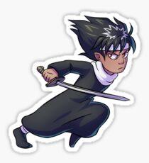 Hiei Sticker Sticker