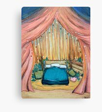 Pillow Fort Canvas Print