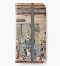 Fuel iPhone Wallet/Case/Skin