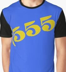 555 Graphic T-Shirt